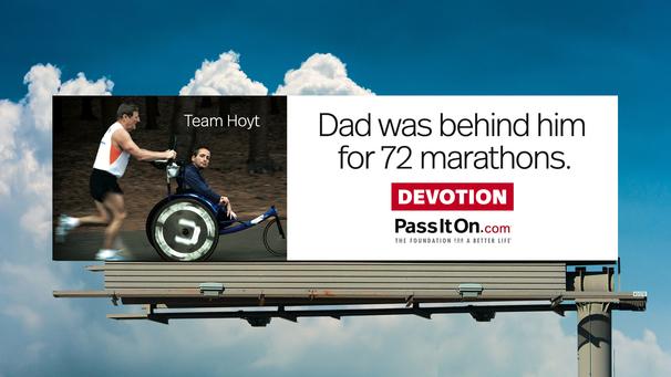 Devotion billboard new