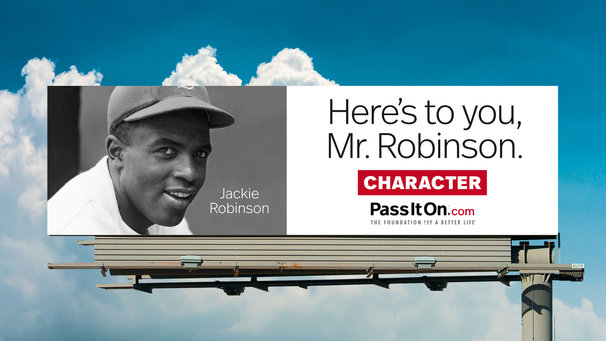 Heres to you mr robinson charachter