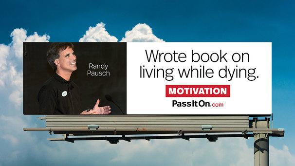 Motivation randy pausch