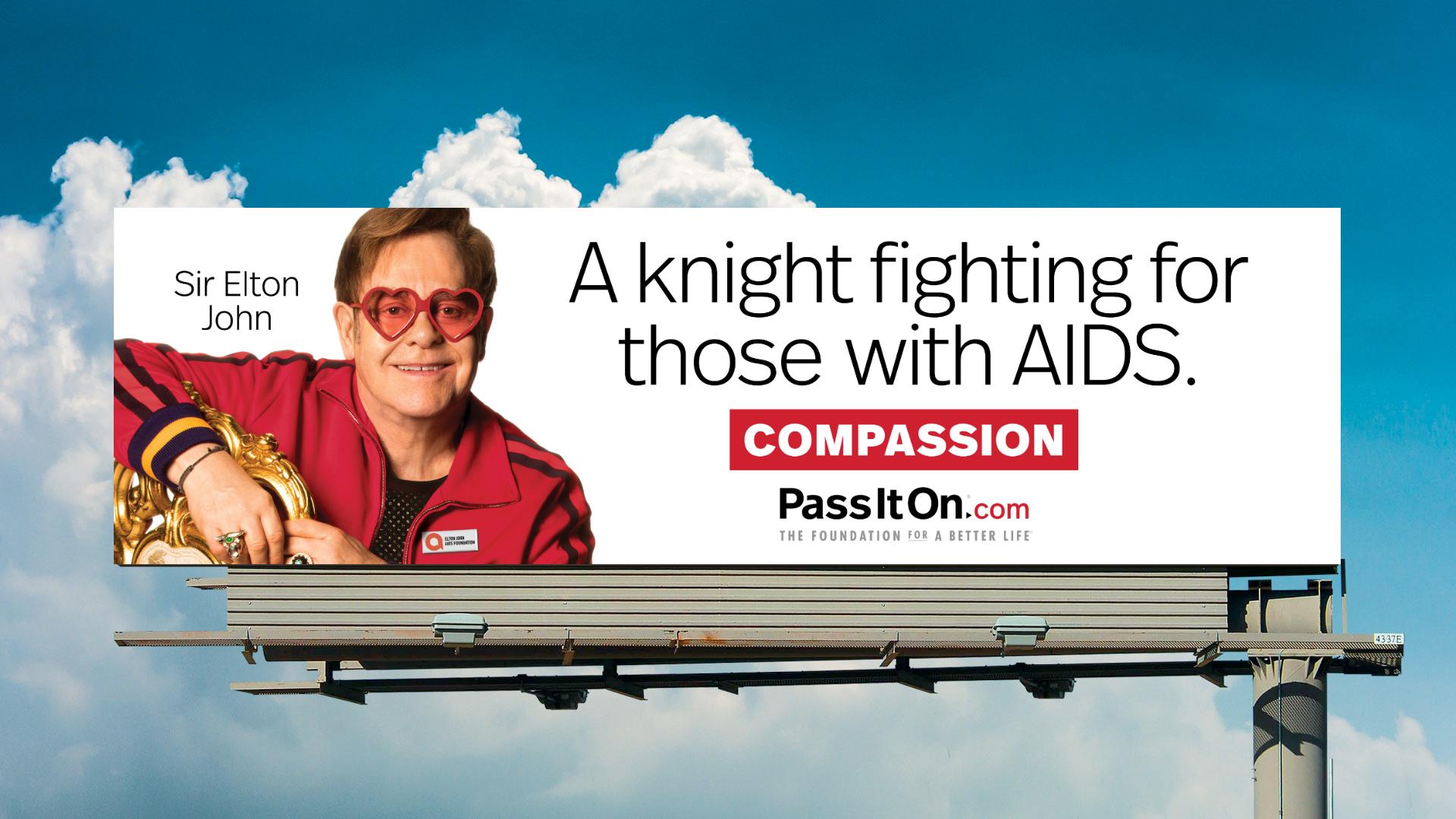 Elton john billboard