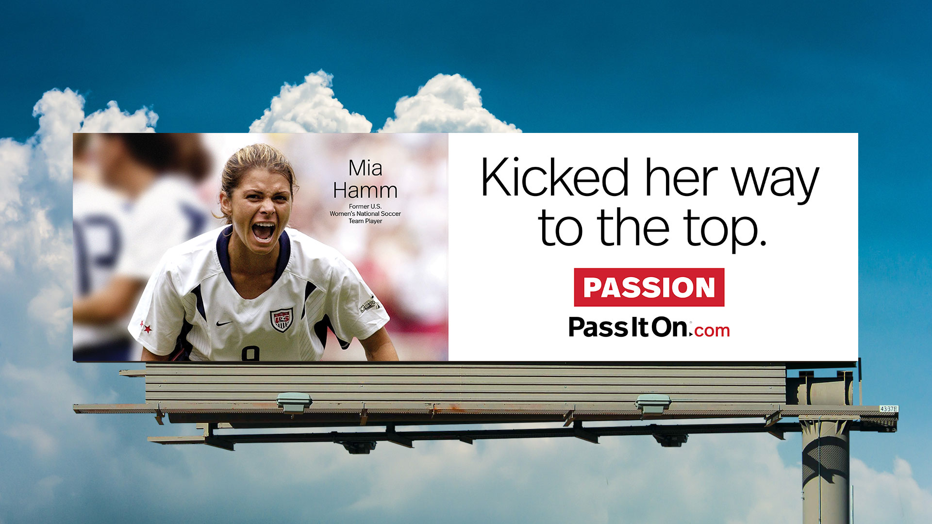 Passion mia hamm