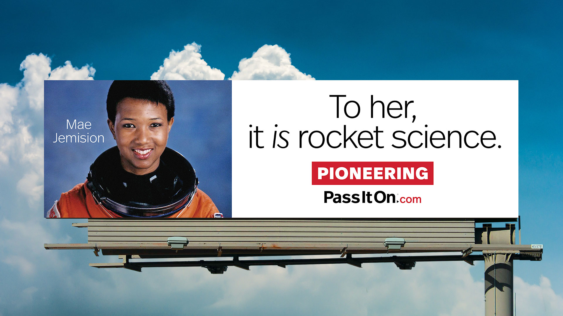 Pioneering mae jemison