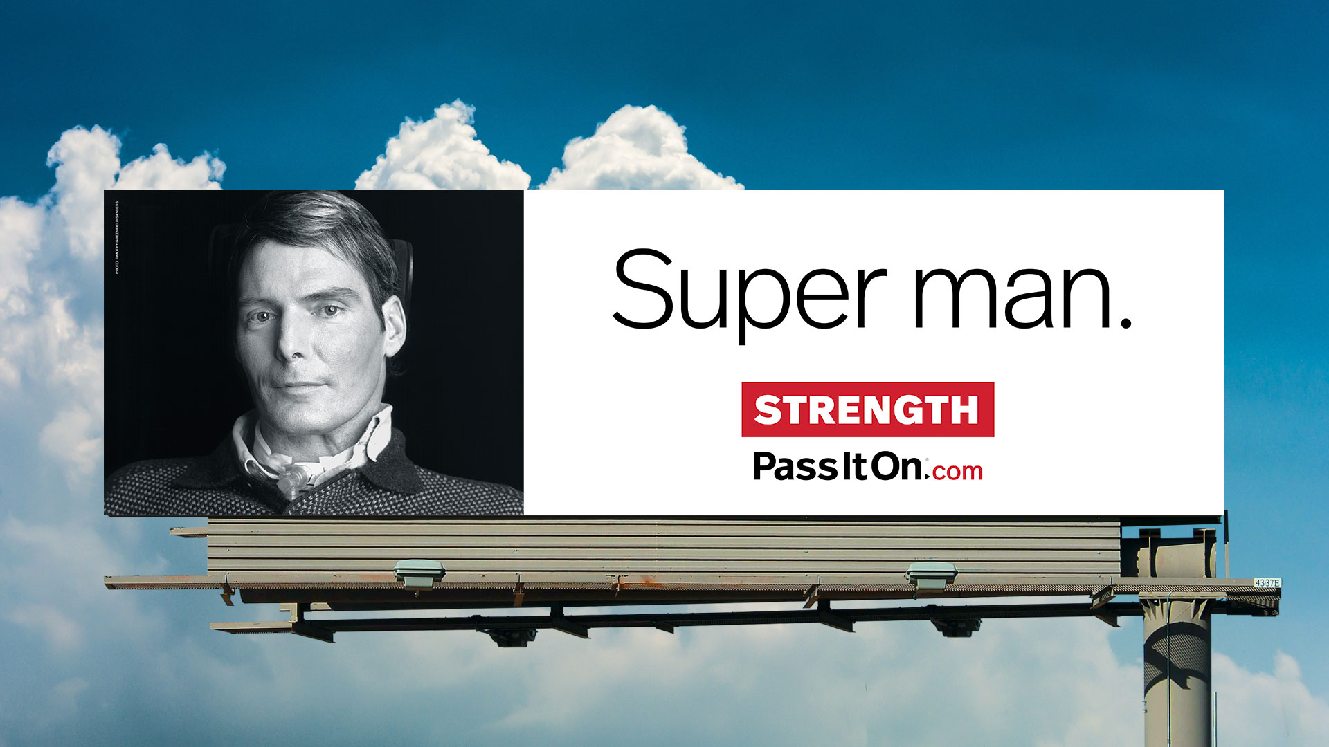 Strength christopher reeve