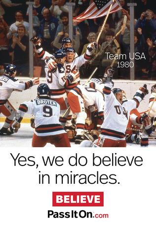 Believe team usa hockey thumb