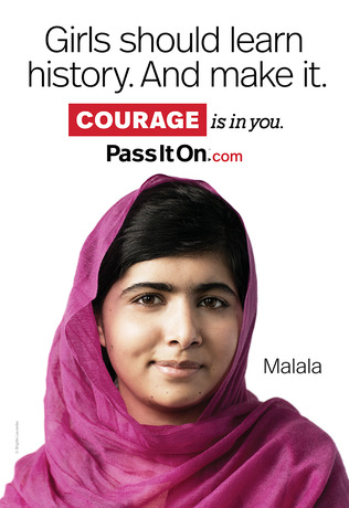 Courage malala thumb