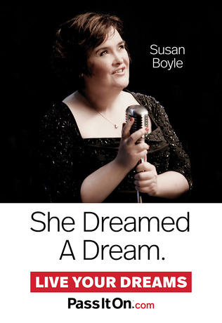 Live your dreams susan boyle thumb