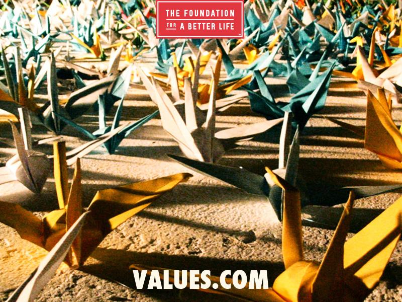 Values wallpaper