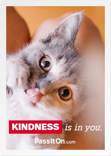 Kindness ecard 1