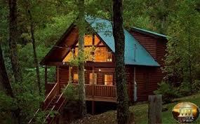 I like camping in cabins