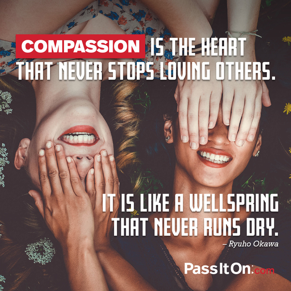 11.2passiton   social media   general quotes 20171030   compassion final 5