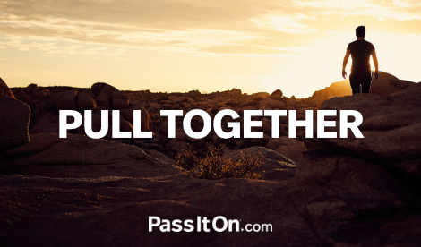 Pull together 2